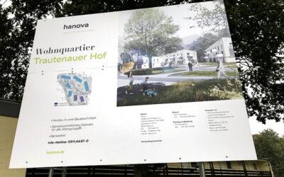 "Wohnquartier ""TrautenauerHof"""